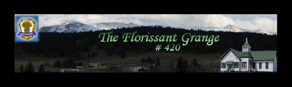 The Florissant Grange 420